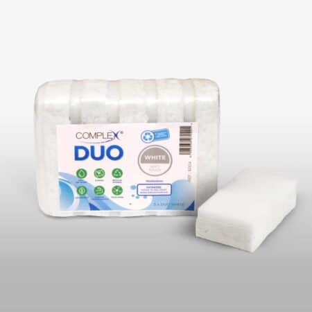 Duo White 5/pack